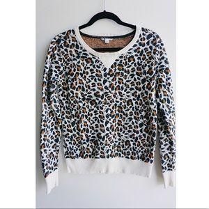 Volcom Sweater (Leopard)